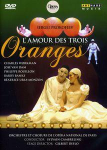 Lamour Des Trios Oranges