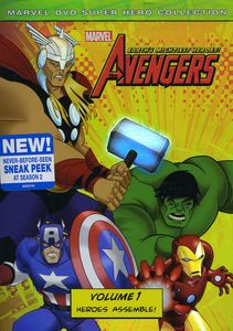 The Avengers: Earth's Mightiest Heroes!: Volume 1: A Legion Is Born