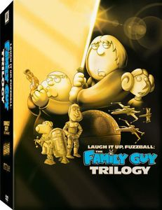 The Family Guy Star Wars Trilogy