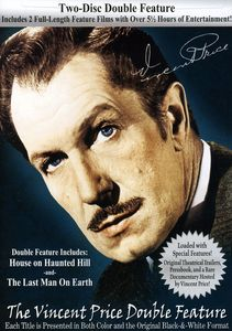 The Last Man on Earth /  House on Haunted Hill