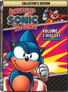 Adventures of Sonic the Hedgehog Volume 1
