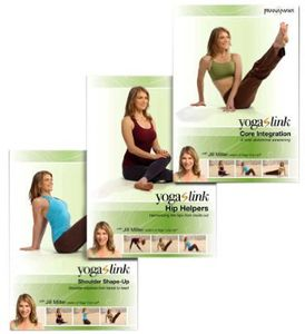 Yoga Link: Harmonizing, Hips, SHoulders, And Core