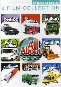 All About: Volume 2 - 8 Film Collection