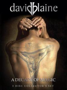 David Blaine: A Decade of Magic
