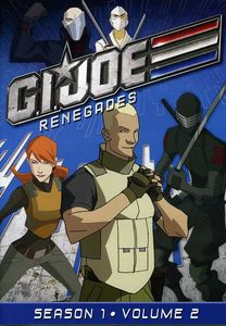 G.I. Joe: Renegades: Season 1 Volume 2 , Jason Marsden
