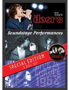 Live at the Bowl '68 /  Soundstage Performances /  Live in Europe 1968