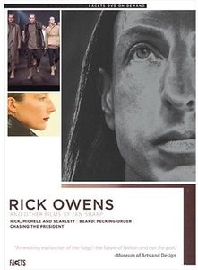 Rick Owens and Other Films by Jan Sharp