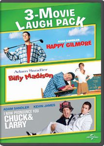 Happy Gilmore /  Billy Madison /  I Now Pronounce You Chuck & Larry