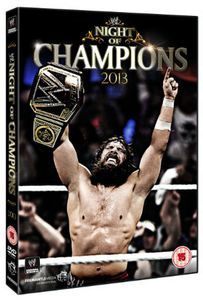 WWE : Night of Champions 2013 [Import]