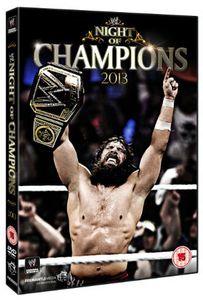 WWE : Night of Champions 2013 [Import]