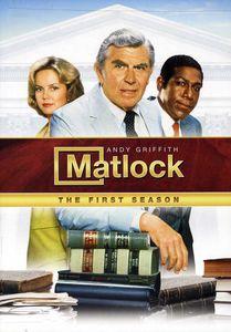 Matlock -Season 1