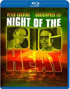 Night of the Big Heat (aka Island of the Burning Damned) [Import]