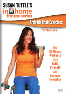 Susan Tuttle's in Home Fitness: Arthritis Chair