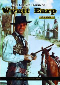 The Life and Legend of Wyatt Earp: Season 3