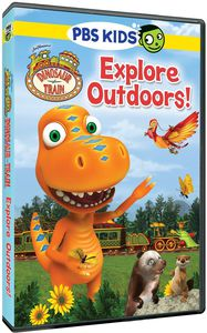 Dinosaur Train: Explore Outdoors