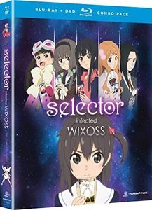 Selector Infected Wixoss: Complete Series
