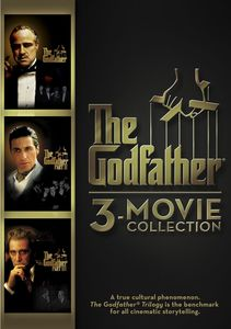The Godfather: 3-Movie Collection , Marlon Brando