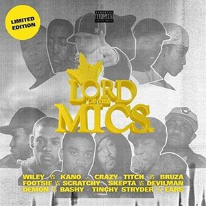 Lord of the Mics I + II [Import]