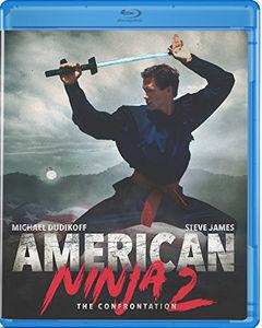 American Ninja 2: The Confrontation