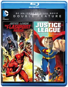DCU: Justice League - The Flashpoint Paradox /  DCU: Justice League -Crisis on Two Earths