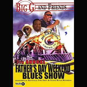 7th Annual Father's Day Weekend Blues Show