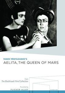 Aelita, The Queen of Mars