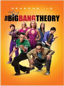 The Big Bang Theory: Season 1 - 5