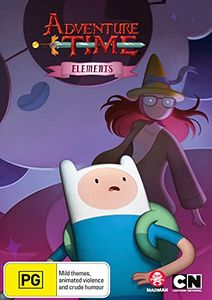 Adventure Time (Collection 14): Elements Miniseries [Import]