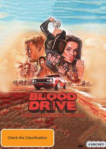 Blood Drive: Season 1 [Import]