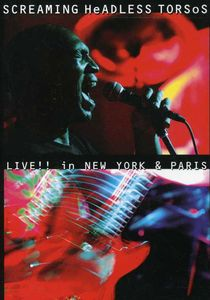 Live in New York and Paris