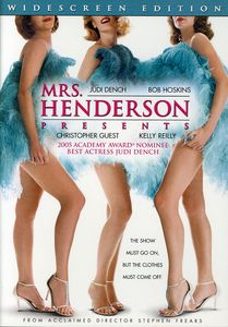 Mrs. Henderson Presents , Judi Dench