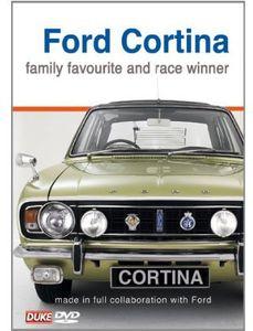 Ford Cortina Story