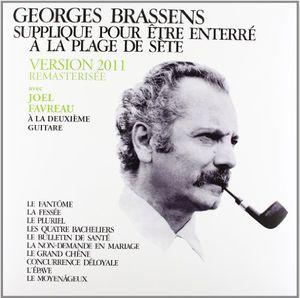 Supplique Pour Etre Enterre a la Plage de Sete [Import] , Georges Brassens