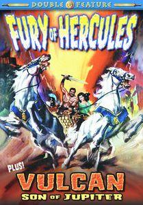Fury of Hercules /  Vulcan Son of Jupiter