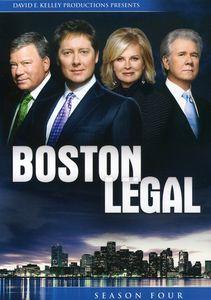 Boston Legal: The Complete Fourth Season