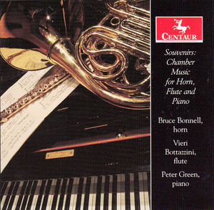 Souvenirs: Chamber Music Horn Flute & Piano