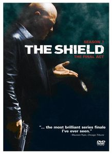 The Shield: Season 7: The Final Act