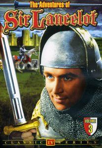 The Adventures of Sir Lancelot: Volume 3