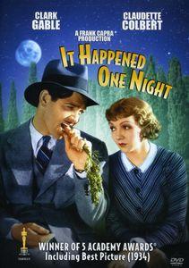 It Happened One Night , Clark Gable