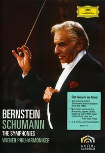Bernstein: Schumann: The Symphonies