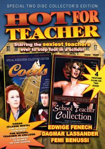 Hot for Teacher: Four Feature Films