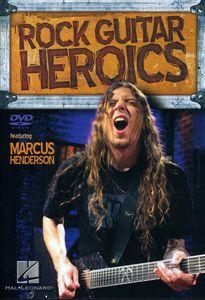 Rock Guitar Heroics