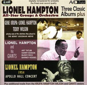 Three Classic LPS
