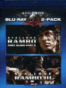 Rambo: First Blood II /  Rambo: First Blood III
