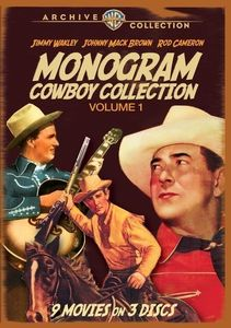Monogram Cowboy Collection: Volume 1