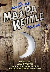 The Adventures of Ma and Pa Kettle: Volume 1