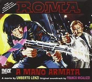 Roma a Mano Armata (Original Soundtrack) [Import]