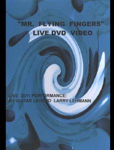 Mr Flying Fingers Live DVD Video