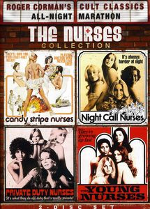 Roger Corman's Cult Classics: The Nurses Collection