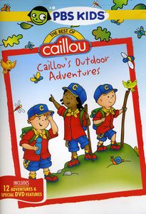 Caillou: Caillou's Outdoor Adventures